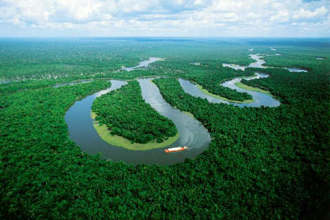 What is the largest river in the world? « Knowledge Power